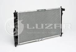Радиатор охлаждения двигателя. Chevrolet Lanos Двигатели: L13, LV8, L44, L43, LX6