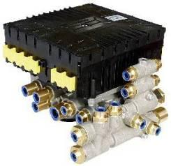 Wabco 4801020630 Модулятор ebs прицепа 4S/3M (совмещенный с РТС) / MAN. MAN. Под заказ