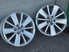 Volkswagen. 6.0x15, 5x100.00, ET40, ЦО 57,1мм.