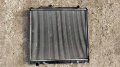Радиатор охлаждения двигателя. Toyota Land Cruiser Prado, RZJ95W Двигатель 3RZFE