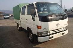 Toyota Dyna. Продам птс тойота дюна 3Y YU60 После ДТП