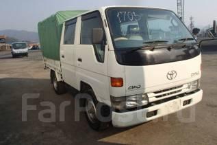 Toyota. Продам птс тойота дюна 3Y YU60 После ДТП