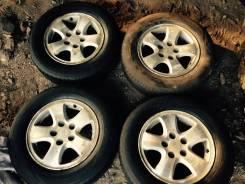 Daihatsu. 5.5x15, ET35, ЦО 60,0мм.
