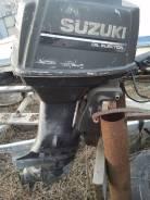 Suzuki. 65,00л.с., 2х тактный, бензин, нога L (508 мм), Год: 1997 год