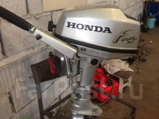 двигатель лодочный хонда 5 л.с
