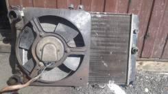 Радиатор охлаждения двигателя. Лада 2108, 2108 Лада 2109, 2109 Лада 21099, 2109 Лада 2114, 2114