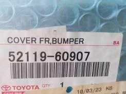 Бампер Передний Toyota Land Cruiser 100 98- 52119-60907