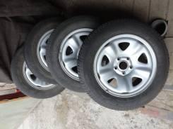 Комплект колес. 6.5x15 5x108.00 ET45 ЦО 58,0мм.