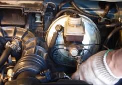 Вакуумный усилитель тормозов. Лада: 2115, 2109, 2114, 2113, 2108, 21099