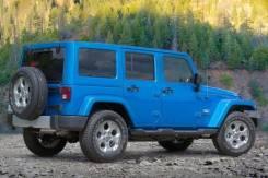 Jeep. 7.5x18, 5x127.00, ET44