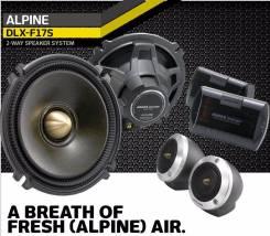 Alpine DLX F17S