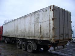 Тонар 97461. Щеповоз C Подвижным Полом , 2012 г. в., 27 550 кг.