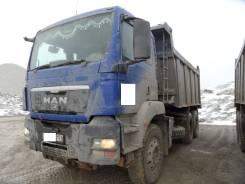 MAN TGS. 40.390 Самосвал 2012, 10 500 куб. см., 25 000 кг.