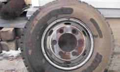 Bridgestone W910. Зимние, без шипов, 2010 год, износ: 10%, 1 шт