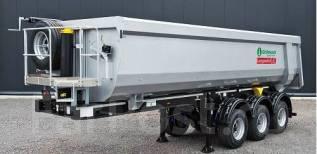Grunwald. Самосвальный полуприцеп Gr-TSt 31, 29 550 кг.