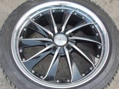 AZA Platinum. 7.5x18, 5x114.30, ET55, ЦО 73,1мм.