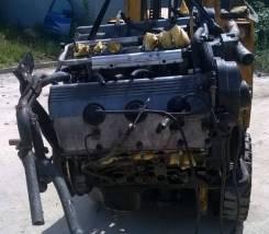 Двигатель в сборе. Isuzu Trooper