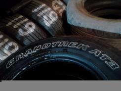 Dunlop Grandtrek AT3. Грязь AT, 2014 год, износ: 10%, 4 шт
