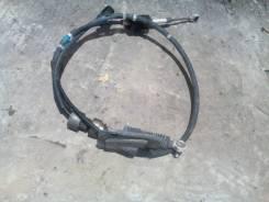 Тросик переключения автомата. Toyota Isis, ZNM10 Двигатель 1ZZFE