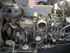Двигатель в сборе. Isuzu NKR Isuzu Elf