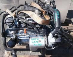 Двигатель в сборе. Volkswagen Golf Двигатель CAVD