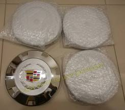 """4шт комплект колпаков для литых дисков Cadillac Escalade. Диаметр 18"""""""", 1шт"""