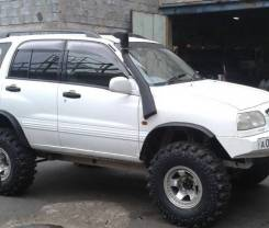 Шноркель. Suzuki Escudo, TL52W, TD32W, TD02W, TD52W, TA52W, TA02W, TD51W, TD62W, TA51W Suzuki Vitara Suzuki Grand Vitara, TL52, 3TD62, FTB03 Suzuki Gr...