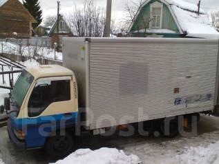 Isuzu Elf. Продаётся фургон , 4 600 куб. см., 3 000 кг.