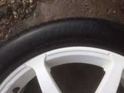 Продам комплект колес r17. 7.0x17 5x114.30 ET0 ЦО 110,0мм.