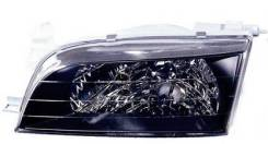 Фары (оптика) Toyota Sprinter Wagon 1995-2002 (черный хрусталь)