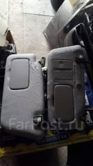 Козырек солнцезащитный. Subaru Forester, SG, SG9, SG9L