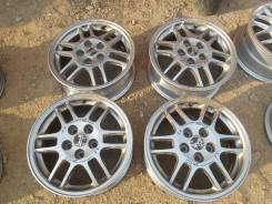 OZ Racing F1 Plus. 6.5x16, 5x114.30, ET46