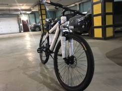 Новый горный алюминиевый велосипед Crolan , Дисковые Тормоза