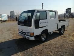 Nissan Atlas. Продам двухкабинный грузовик , 2 500 куб. см., 1 250 кг.