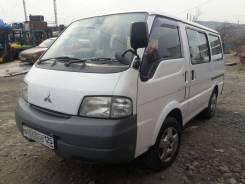 Mitsubishi Delica. автомат, 4wd, 2.2 (81 л.с.), дизель, 120 000 тыс. км