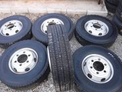 Bridgestone W990. Зимние, без шипов, 2011 год, износ: 5%, 6 шт