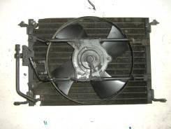 Радиатор кондиционера. Mitsubishi Delica Star Wagon, P23V, P24W, P35W, P45V, P25W, P07V, P06V, P17V, P25V, P05V, P27V, P05W, P15V, P03V, P04W, P15W, P...