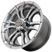 Sakura Wheels R268. 8.0x16, 6x139.70, ET-10, ЦО 110,5мм.