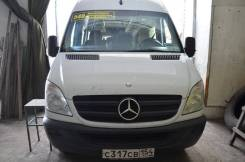 Mercedes-Benz Sprinter 515 CDI. Продам мерседес бенц мпринтер 515 cdiТормозная система с ABS, ASR и EB, 20 мест