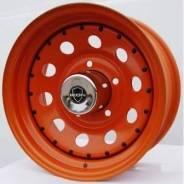 Ikon Wheels. 10.0x15, 5x139.70, ET-24, ЦО 110,5мм.