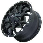 Mayhem Warrior 8015. 7.0x16, 5x114.30, ET35, ЦО 73,1 мм.