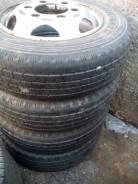 Dunlop SP LT. Летние, 2013 год, 30%, 1 шт