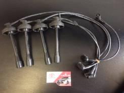 Высоковольтные провода. Toyota Corona Exiv, ST181, ST180 Toyota Carina ED, ST181, ST180 Двигатель 4SFE