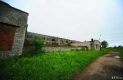 Здание бывшего кирпичного завода