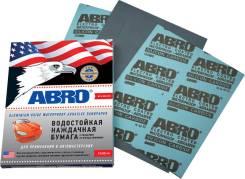 Бумага наждачная водостойкая 1200 Abro SAAP1200