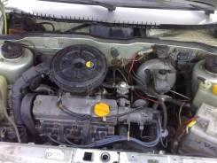 Двигатель в сборе. Лада 2109