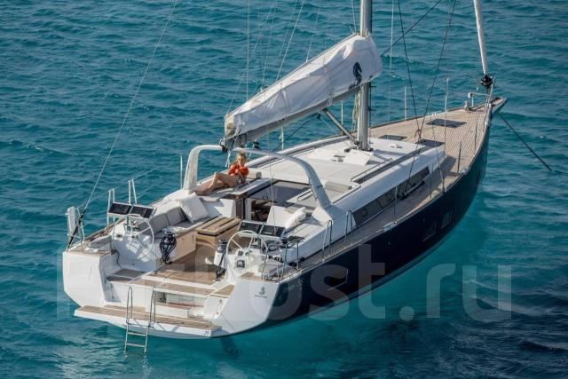 Beneteau oceanis 55 for 110 piedi in metri