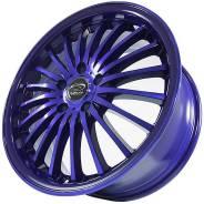 Sakura Wheels 3106L. 7.5x17, 5x114.30, ET45, ЦО 73,1мм.