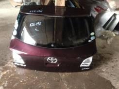 Дверь багажника. Toyota Blade, AZE156 Двигатель 2AZFE