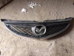 Решетка радиатора. Mazda: Mazda2, Mazda3, Atenza, Mazda6, Premacy, Axela Двигатель LFDE